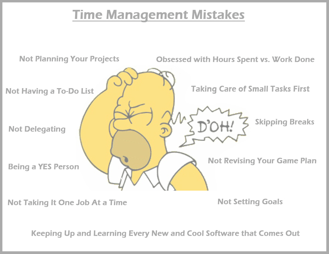 how to make time management