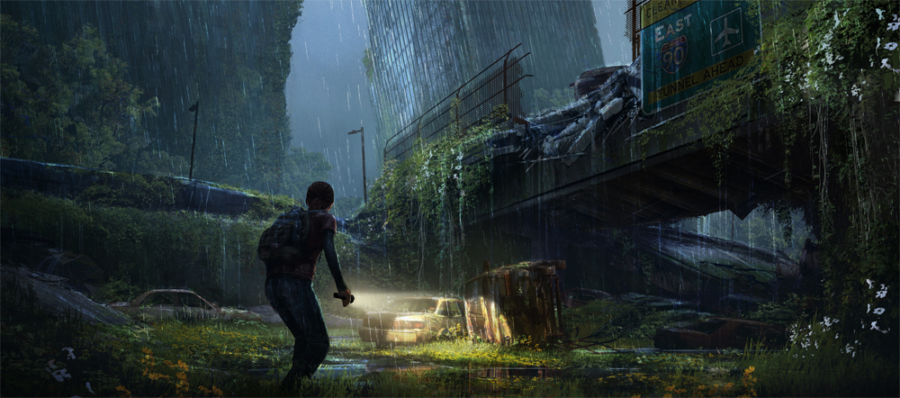 An Inside Look At Naughty Dog Studios The Big Bad World Of