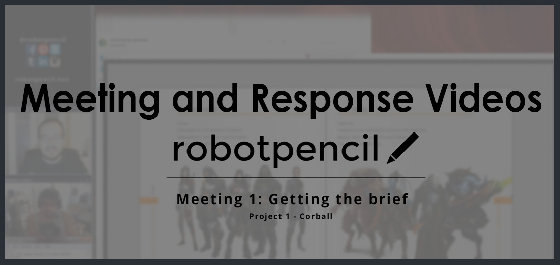 Meeting and Response Videos with Robotpencil