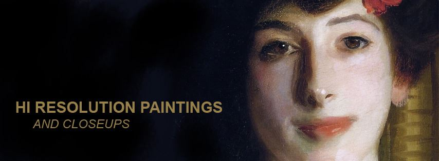 BBWCA - Facebook High Resolution Paintings and Closeups
